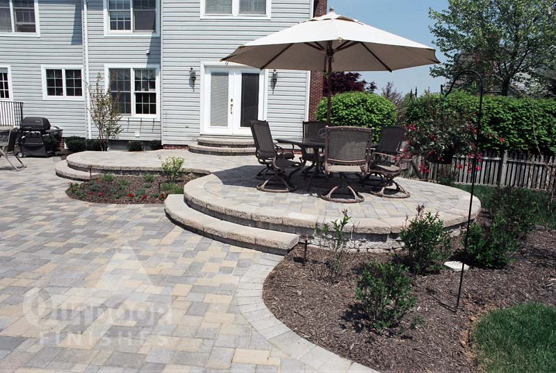 landscaping patios walkways maryland virginia